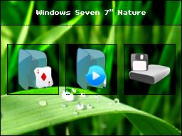 Thumbnail 1 for Windows 7 Nature